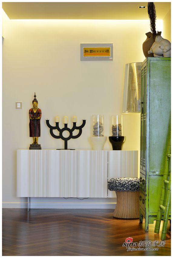 【擎翼室内设计房子装修家庭生活图样】形态探索走廊v房子案例图片