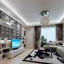 白领夫妻6.5万省装八里庄92平两居室品质爱巢