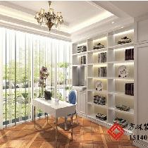 326平简洁清新的韩式风格别墅设计