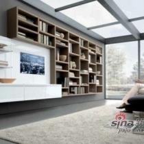 追求简单主义 18款现代简约型客厅设计