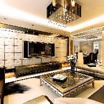 奢华欧式别墅设计演绎完美穿越