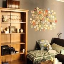 风格迥异的客厅 总有一款会适合您