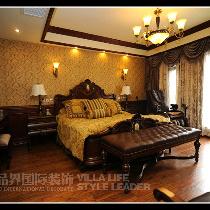 【高清】美式风格-330平-天伦庄园