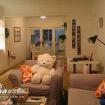 上海美女自拍家中的百万豪宅