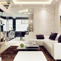 方林装饰张雪松案例赏析丨 你家的阁楼也可以黑白绝配