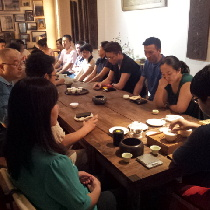 【惠量小院】茶友分享茶会——台湾茶专场