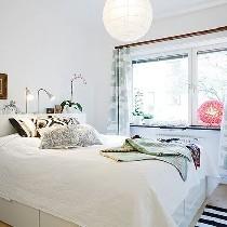 10款超温馨唯美卧室设计效果图