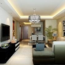 天津实创装饰—100平米的优雅小公寓 晒简约精致的实用装修