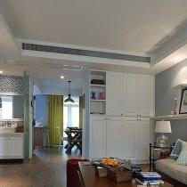 15万半包80平现代简约二室一厅阳光家居