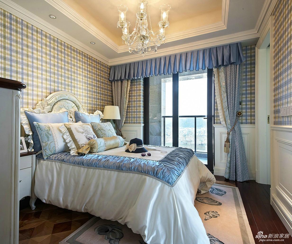 欧式公主房窗帘_【浪漫的公主房 设计理念:女儿房采用白色简洁的家具代替厚重 ...