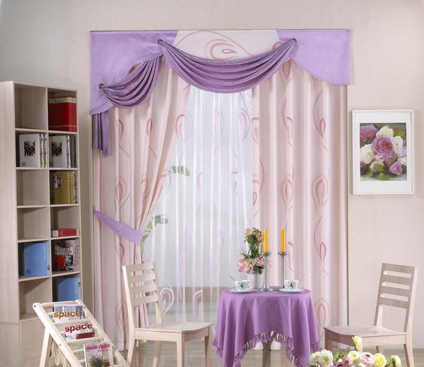 布匹善窗帘当代当世时尚系列月下细语产品标价_图片