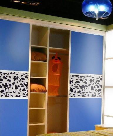 好莱客-儿童衣柜