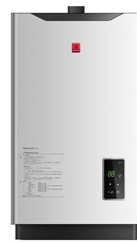 华帝燃气热水器jsg22-q11dw图片