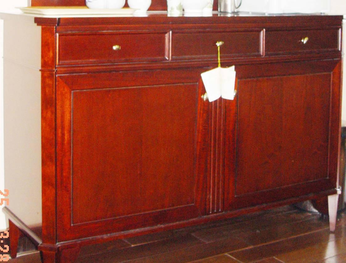 餐厅备餐柜