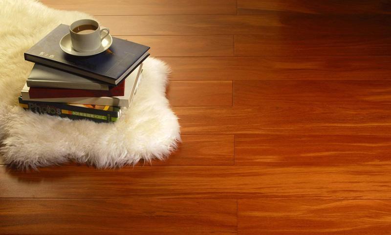 泛美实木地板天然系列圭巴卫矛木产品价格_图