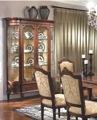 大风范家具路易十六餐厅系列LV-751-2双门酒