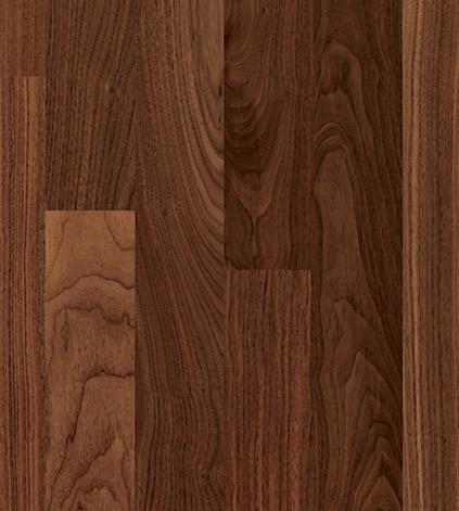 树三层实木复合地板KS6259双拼胡桃木