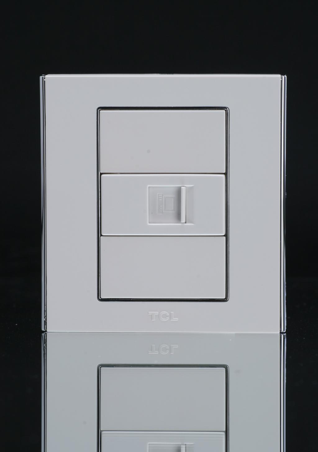 TCL-罗格朗插座A8系列A8电脑插A8/C01/1