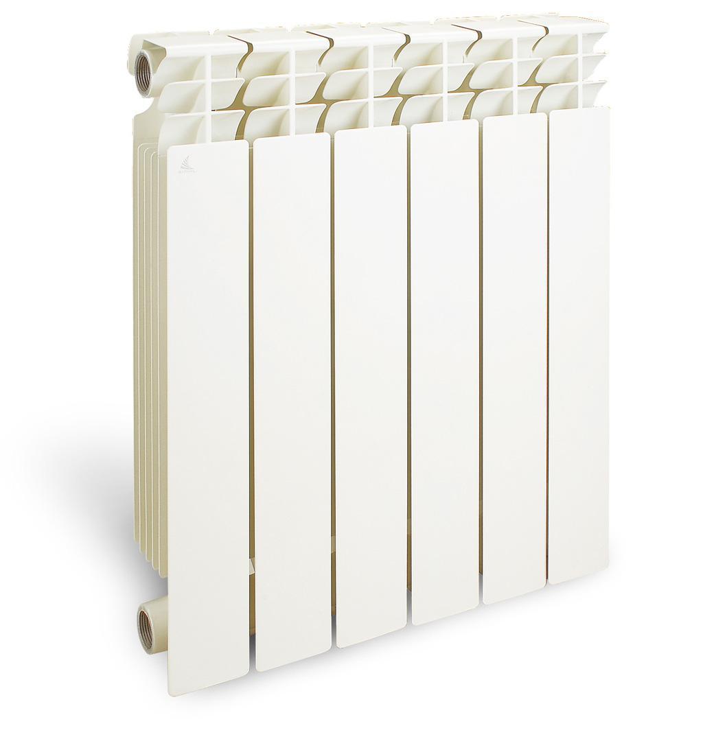宁兴金海r021a欧式高效铝制散热器图片