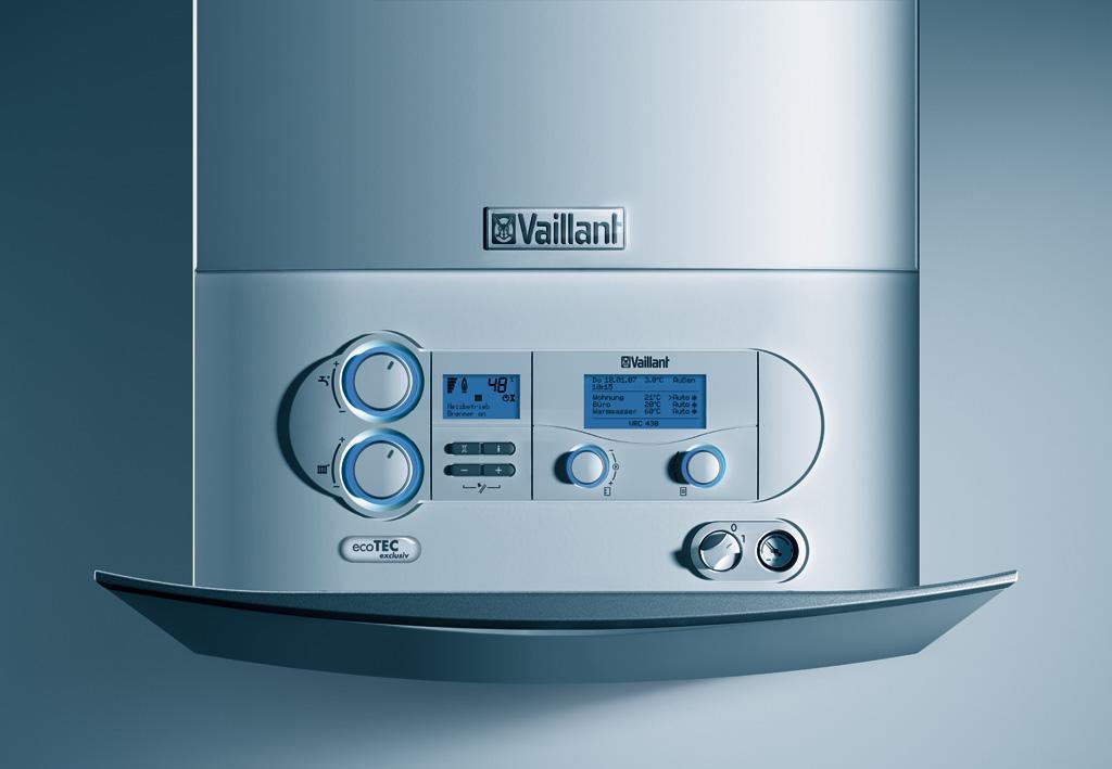 德国威能豪华型燃气壁挂式冷凝锅炉ecoTEC plus