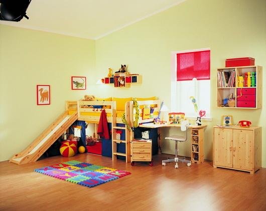 设计创意儿童家具应具备哪些知识