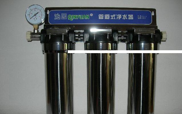沁园管道式净水器CJ-1(DS3)