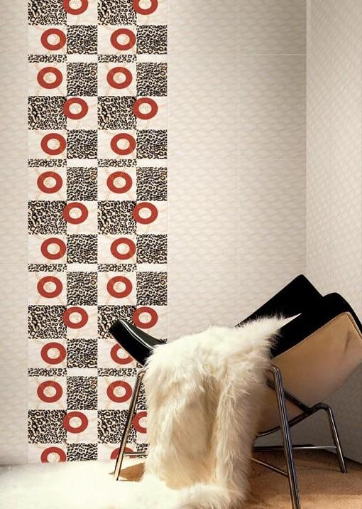 蒙地卡罗瓷砖玫瑰花园系列KQ45757