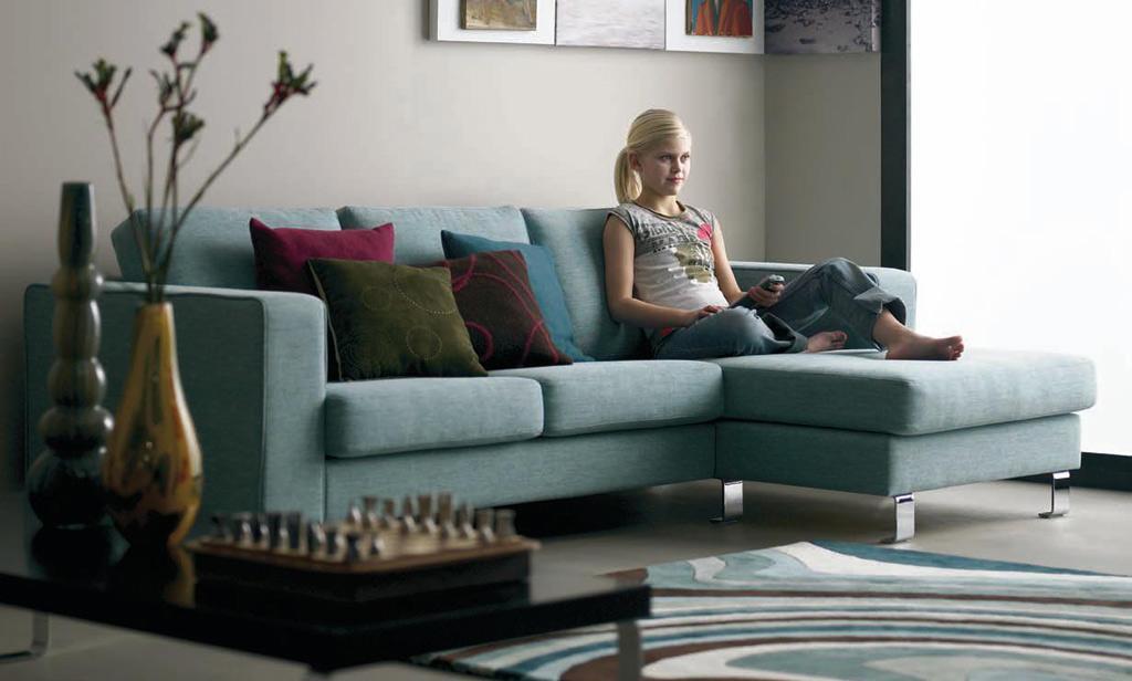 北欧风情Indivi 2 - X172沙发