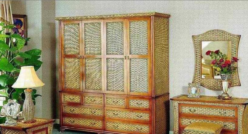 翡翠藤器衣柜1件套圣保罗产品价格_图片_报价