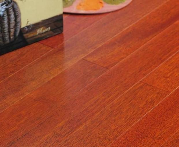四合地板-T1系列-印茄木